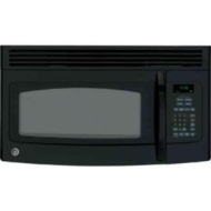 GE Spacemaker Over-The-Range Black Microwave Oven - JVM1540DNBB