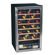 Koldfront 33 Bottle Free-Standing Wine Cooler