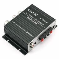 Lepai LP2020A+ Tripath Classe-T Hi-Fi Mini Amplificatore Audio con Alimentazione