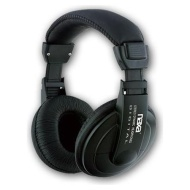 NAXA NE-916 Professional Pro Audio DJ Studio Digital Headphones 3.5mm