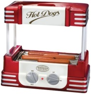 Nostalgia Electrics Retro Hot Dog Roller