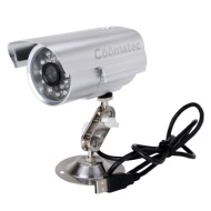 WMicroUK Top Quality CCTV camera ,Coomatec DVR Waterproof Outdoor CCTV Security Camera Micro SD/TF Card Night Vision Recorder