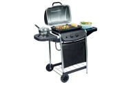 2 Burner Gas BBQ with Side Burner