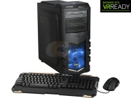 ABS Computer Technologies Stalker Super 4GHz i7-6700K Desktop Black