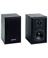 Acoustic Solutions Bookshelf Speakers - Black