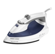Black and Decker QuickPress Iron
