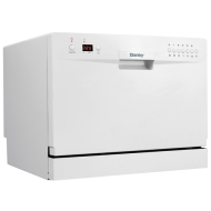 Danby 6 Place Setting Energy Star Countertop Dishwasher