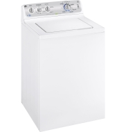 General Electric GTWN5050MWS - GE(R) 4.3 IEC cu. ft. stainless steel capacity washer