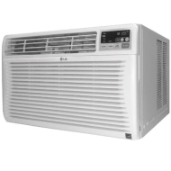 LG 12000 BTU Energy Star Window Air Conditioner with Remote