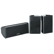 Onkyo SKS-22X 2.1 ch Full range Centre and Rear Speaker Package