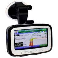 "4.3"" SAT NAV UK/European Mapping with Bluetooth"