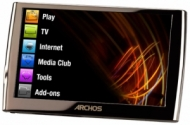 Best buy mp3 players  Archos 5 Gold