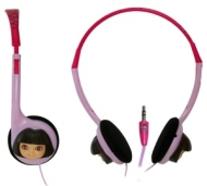 Dora the Explorer Sculpt Overhead Headphones