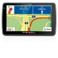 PEARL Navigationssystem VX-50 Easy mit Westeuropa