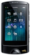 Sony NWZ-A865BLK 16GB MP3 Player with Bluetooth, Black