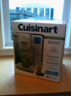 Cuisinart SS700 Single Serve Brewing System Pictures