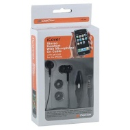 Digicom Stereo Headset with Built in Mic for iPhone