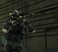 Ghost Recon- Wii