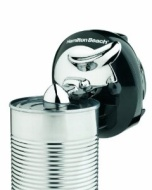 Hamilton Beach HB Compact Can Opener Black