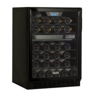 koldfront 46 Bottle BuiltIn Dual Zone Wine Cooler
