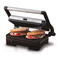 West Bend 6113 Nonstick Countertop Grill and Panini Press