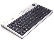 Scorpius P20MT Wireless Keyboard with Trackball 2.4GHz MCE (USB)