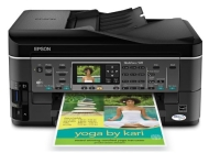 Epson WORKFORCE 545 CLR INKJET P/S/C/F FB/ADF ENET USB WL