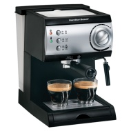 Hamilton Beach Espresso / Cappucino Plus Machine (40715)