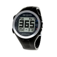 WR62 GPS Golf Watch (Includes Hazard Information) - Black