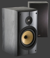 PSB Image B6 Cherry Pair Bookshelf Speakers