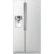 Samsung Side-by-Side Freestanding Refrigerator RS263TD