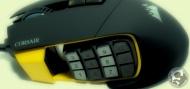Corsair Scimitar RGB Optical MOBA/MMO Gaming Mouse