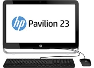 HP Pavilion 23-g110 23-Inch All-in-One Desktop