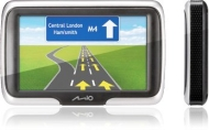 "Navman Mio 475 UK & ROI Mapping - 4.3"" Widescreen Display"