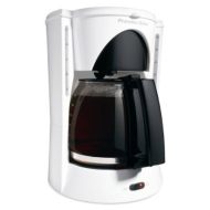 Proctor Silex 12 Cup Programmable Coffeemaker (Model DLX1050W)