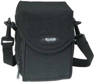 Kodak Gear Crinkle Nylon Twin Pocket Full-Size Case-Black