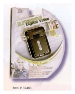 Woolworth Digital Video Camcorder
