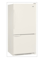 Maytag MBF2254H (22.1 cu. ft.) Bottom Freezer Refrigerator