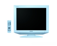 "Sharp LC SD5E Series TV (20"")"