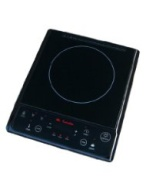 SPT 1300-Watt Induction Cooktop, Black