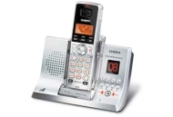 Uniden TRU9380-4 5.8GHz Expandable Cordless Phone System with Digital Answering System