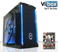 VIBOX Vision 2 *** DEAL *** - Home, Office, Family, Gaming PC, Multimedia, Desktop, PC, Computer, - PLUS A FREE GAME! (4.0GHz Overclocked AMD, Athlon