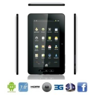 "AGPtek - 8 GB Tablet - 10.1"" - ARM Cortex A8, TP12A-YA"