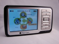 Evesham Technology Nav-Cam 7000 sat-nav