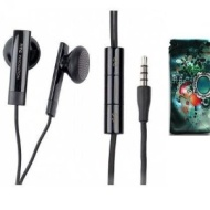 GENUINE HTC SENSATION, SENSATION XE, SENSATION XL Stereo Headset Handsfree Headphones Earphones with Microphone - FACTORY SEALED - Includes free Hi-et