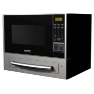 "Kenmore 20"" 1.1 cu. ft. Pizza Maker and Microwave Oven Combo"