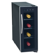 Koldfront 4 Bottle Thermoelectric Wine Cooler