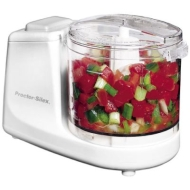 Hamilton Beach Food Chopper 72500 1.5 Cups Food Processor