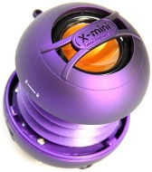 X-mini UNO Capsule Speaker, Purple