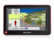 Becker Active 43 Traffic